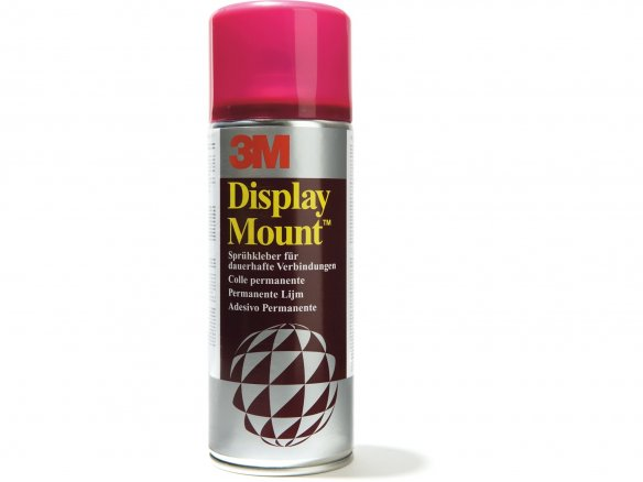 3M Display Mount spray adhesive