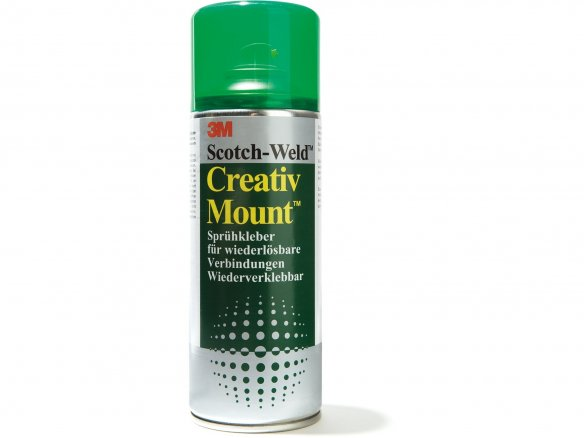 3M Creativ Mount spray adhesive