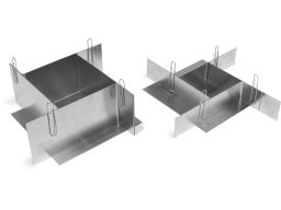 Formenbau pouring box frame, adjustable, set