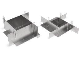 Formenbau pouring box frame, adjustable, set