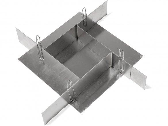Flexibler Formenrahmen ALU Formbaurahmen Giesskasten Giessrahmen Formenbau 50mm