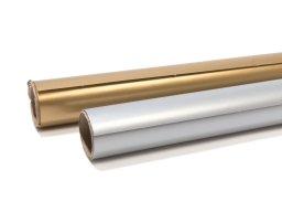 Gift wrap paper roll, small, monochrome