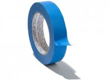3M crepe masking tape 2090, lightly creped, blue