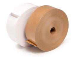 Nastro adesivo umidificabile in carta resistente