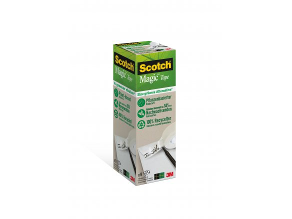 3M Scotch Magic Tape 900 (gris), reciclado