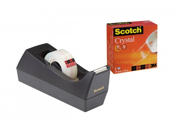 3M Scotch table dispenser, saver set