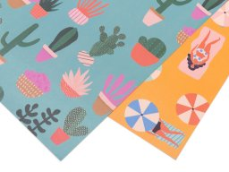 Naomi Wilkinson gift wrapping paper