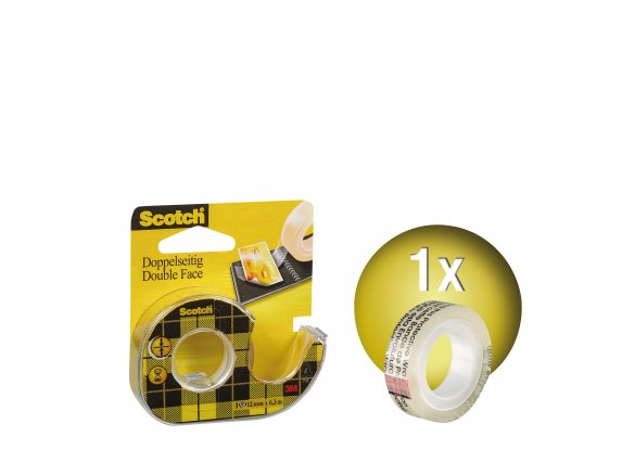 3M Scotch double-sided adhesive tape 665