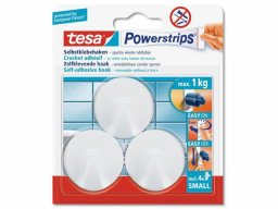 Tesa Powerstrips round hook