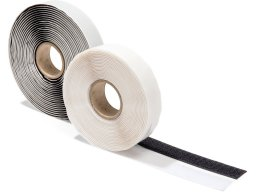hook and loop tape, self-adhesive