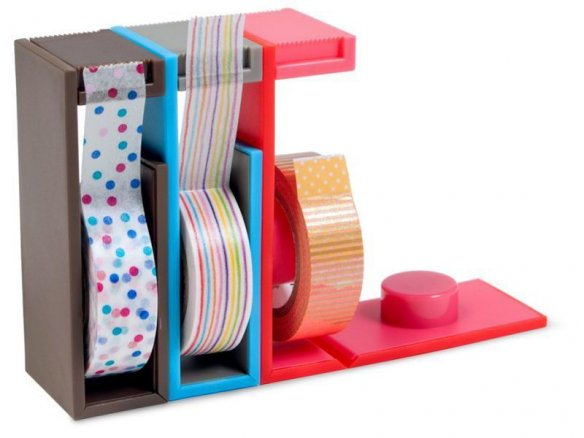 mt tape dispenser for Washi adhesive tape