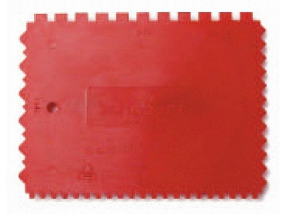 Glue scraper, plastic