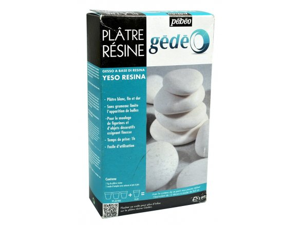 Gedeo resin plaster