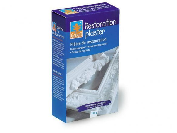 Gedeo restoration plaster