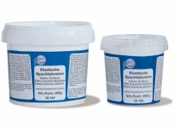 Elastic surfacer (filler), white cream