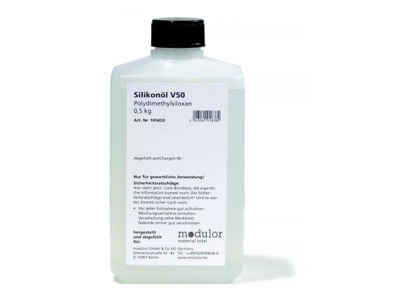 Olio al silicone V50