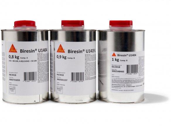 Resina de PUR para colada/moldes U1404