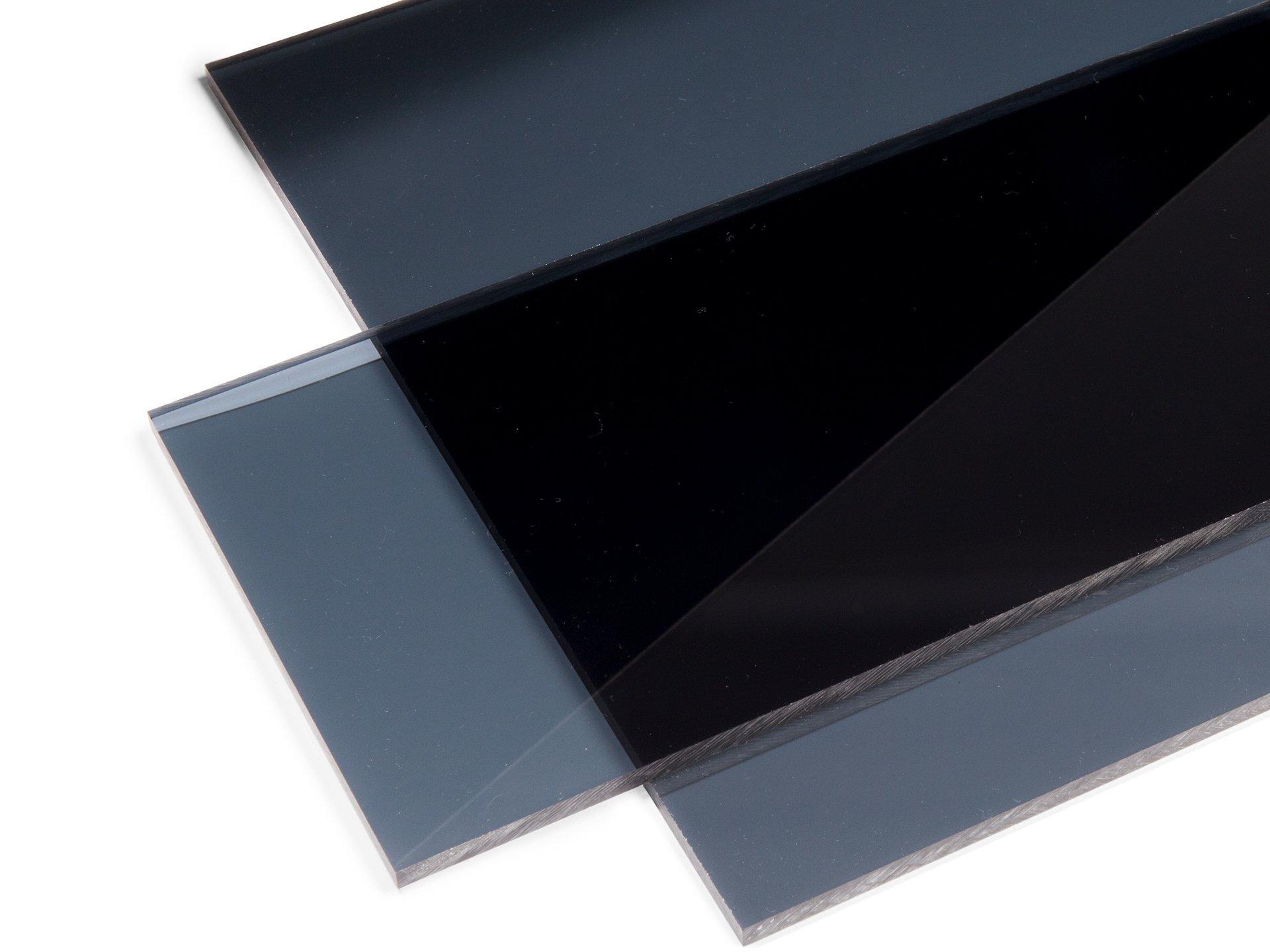 Buy Plexiglas GS coloured, 5 mm as custom cutting or standard format