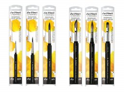 Da Vinci Casaneo travel aquarelle brush