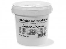 Modulor light moulding paste