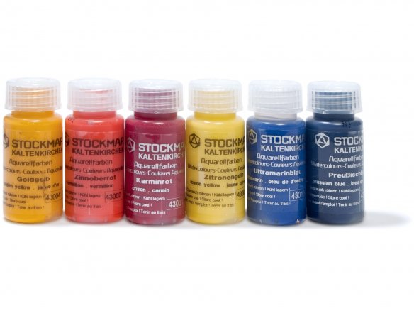 Stockmar watercolour paint