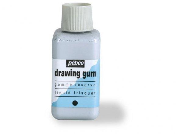 Pellicola mascheratura removib. Pebeo Drawing Gum