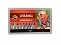 Koh-i-Noor Progresso 8785  aquarelle pastel pencil