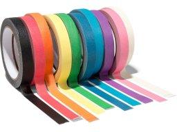 Design crepe tape for Tape Art, 15 mm