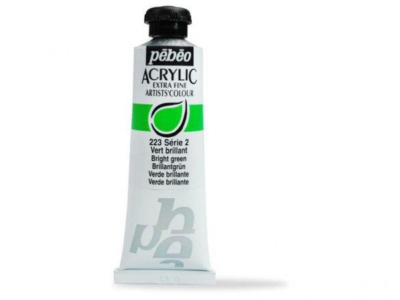 Pintura acrílica extrafina Pebeo Extrafein