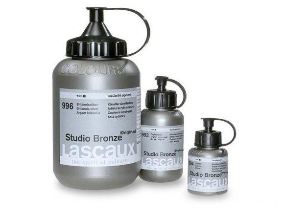 Lascaux Studio Bronze acrylic paint