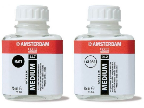 Royal Talens Amsterdam acrylic medium