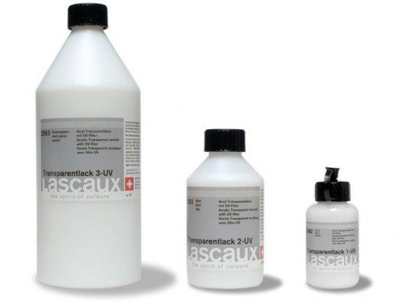 Lacca acrilica trasparente UVA Lascaux