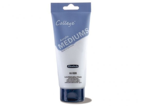 Schmincke College Structuring Paste