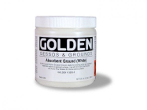 Golden Grundierung Absorbent Ground