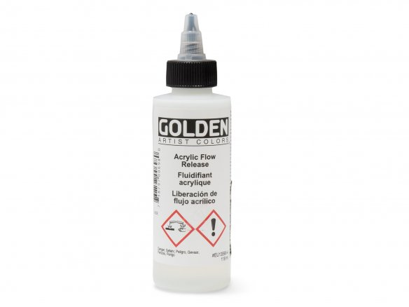 Medium per pittura Golden Flow Release