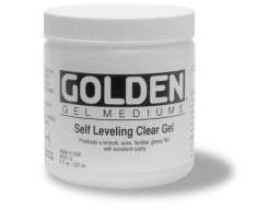 Golden Self Leveling clear gel