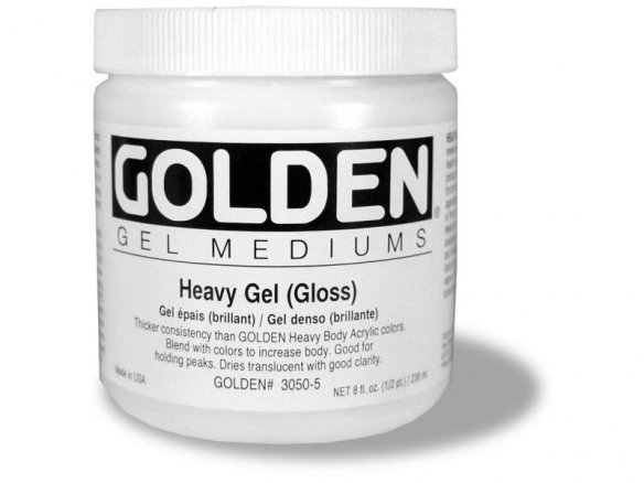 Gel per pittura Golden Heavy
