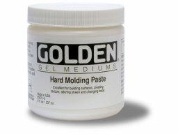 Golden Strukturpaste Hard