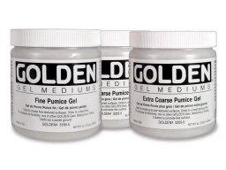 Gel de piedra de pómez Golden