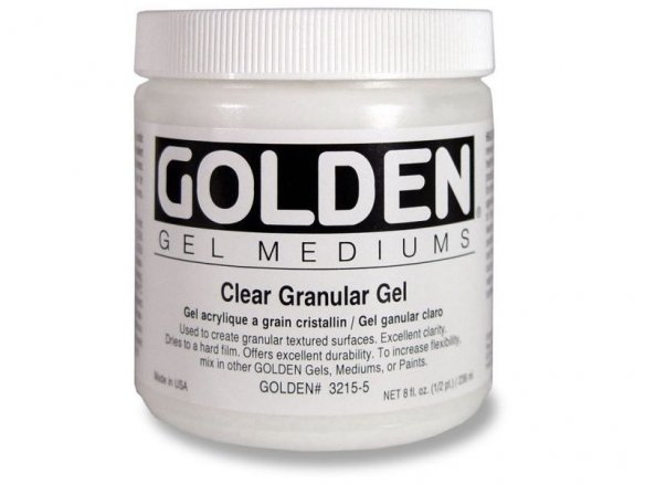 Gel para estructuras Golden Clear Granular