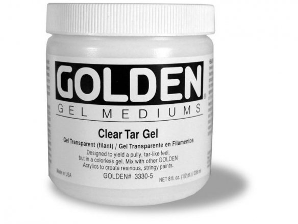 Gel di fibre Golden Fadengel