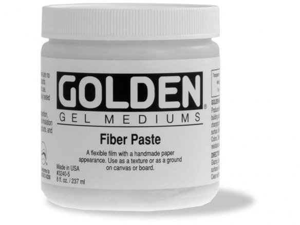 Golden Fibre Paste