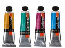 Colore ad olio idrocompatibile Royal Talens Cobra