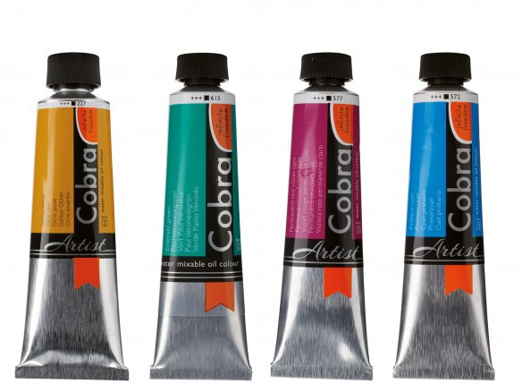 Royal Talens Water Mixable Oil Paint Cobra