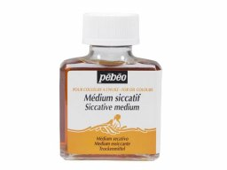 Pebeo siccative medium for oil paints