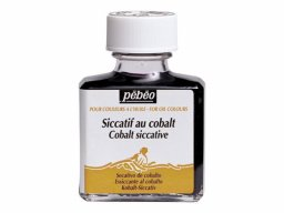Pebeo cobalt siccative for oil paints
