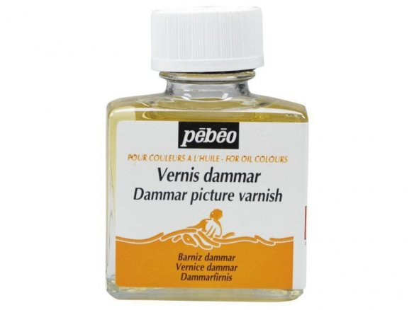 Pebeo Dammar picture varnish for oil paints