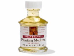 Daler-Rowney painting medium