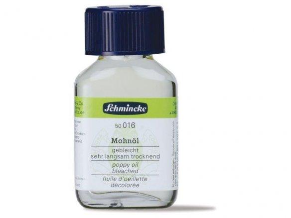 Aceite de adormidera Schmincke, decolorado