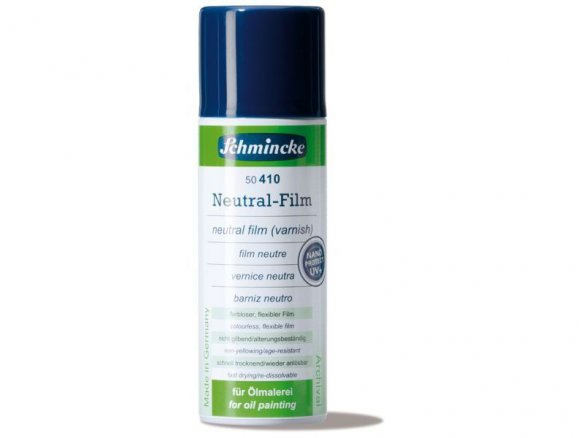 Spray de barniz neutro Schmincke
